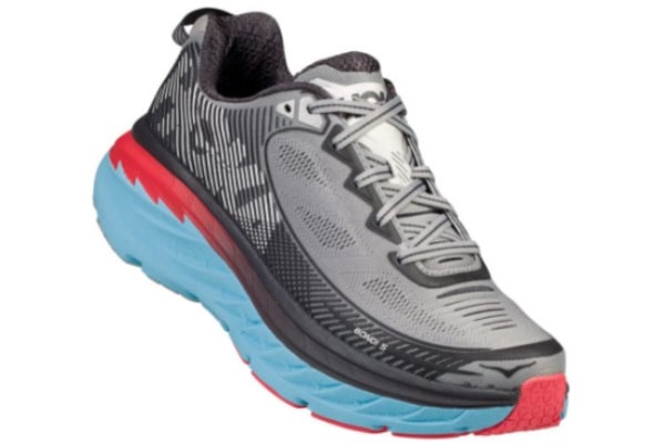 The Best Shoes for Flat-Footed Runners: Hoka Bondi 5