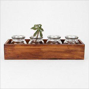Window Box Vases