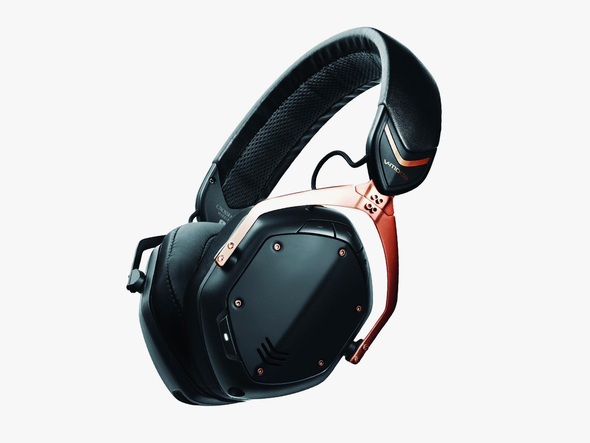 V-MODA wireless headphones