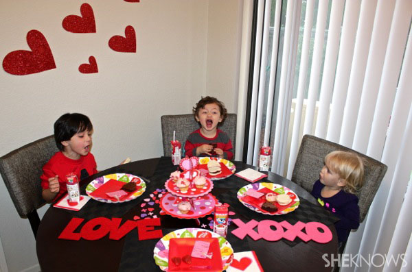 Pint Sized Valentine S Day Party Sheknows