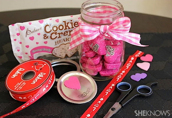 Sweet Mason Jar Valentine Treats Sheknows