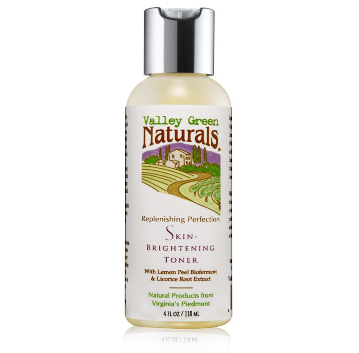 Valley Green Naturals Replenishing Perfection Skin Brightening Toner