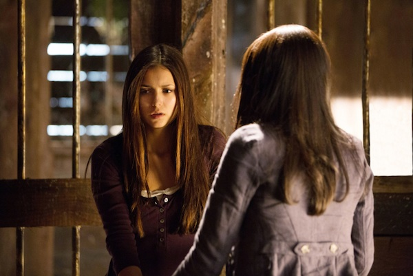 Vampire Diaries: Bonnie tries to bring Elena back