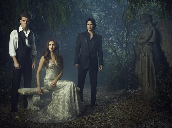 Vampire Diaries Garden