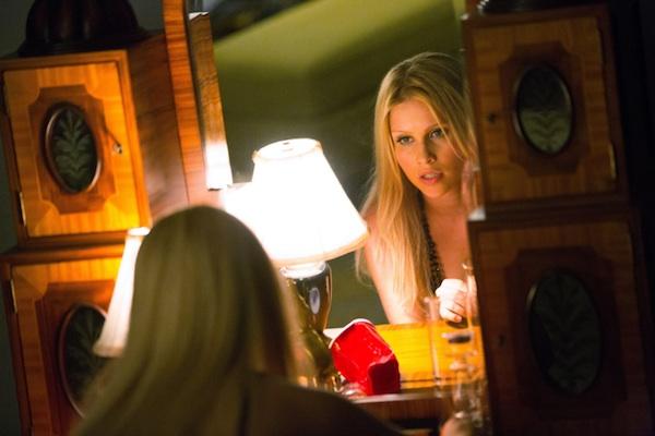 Rebekah feuds with Elena