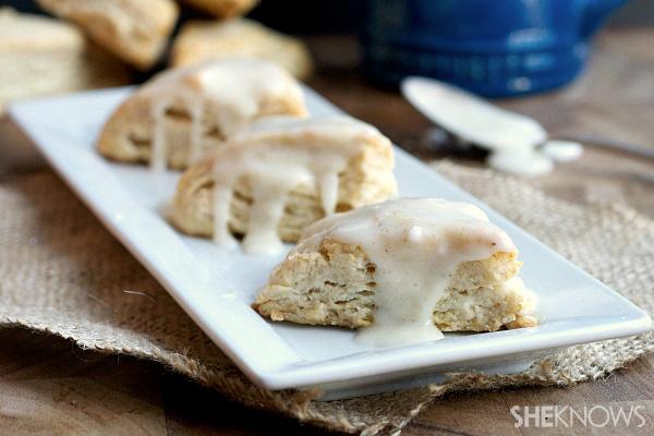 Restaurant copycat: Starbucks vanilla bean scones