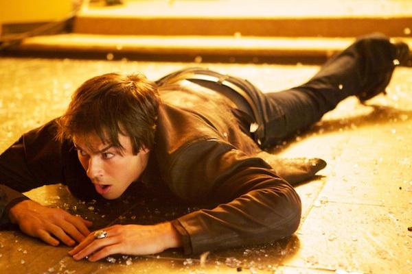 Damon thinks Connor is Dead