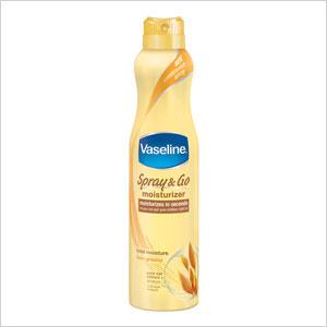 Vaseline Spray & Go