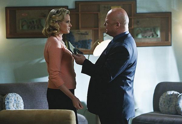 Vincent confronts Laura