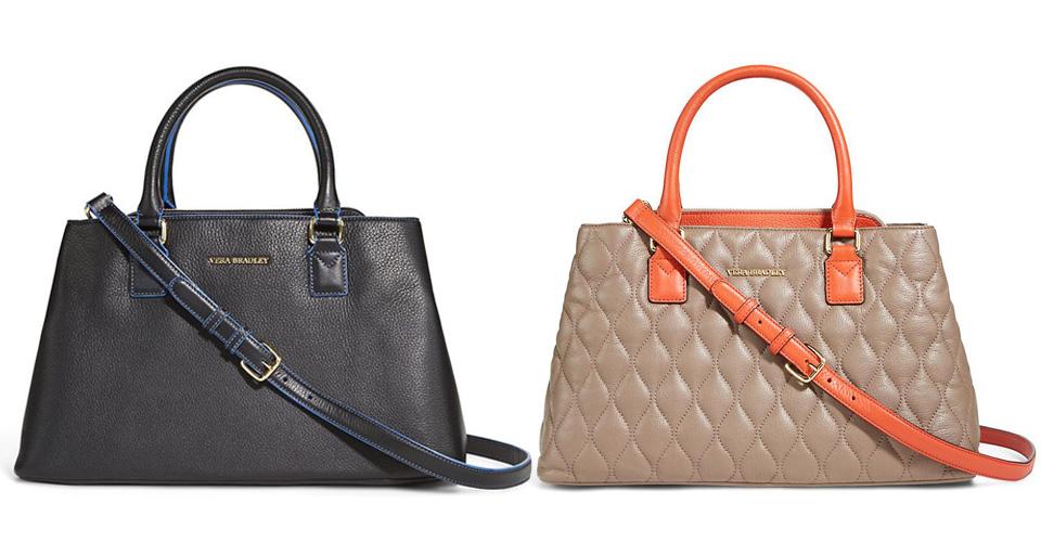 c294c9ee6b Vera Bradley Has A Rockin New Line Of Leather Purses Sheknows