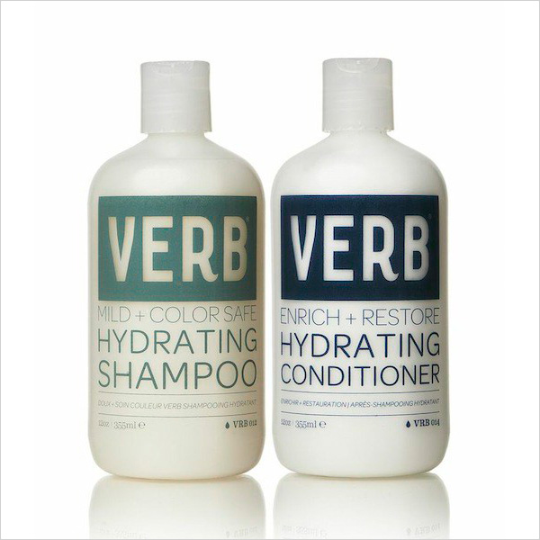 Verb Hydrating Shampoo and Conditioner