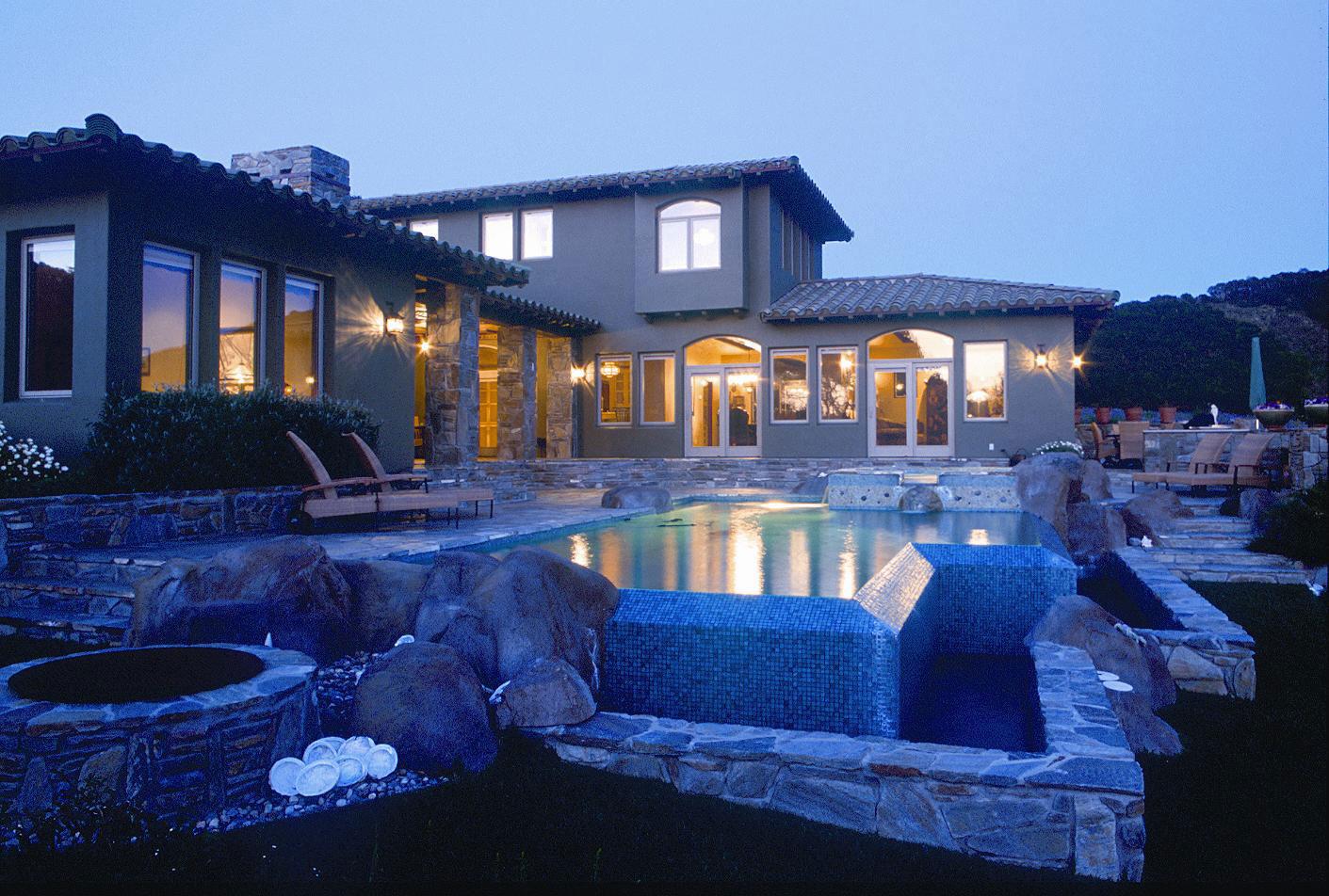 Victor Montgomery: Avila beach house