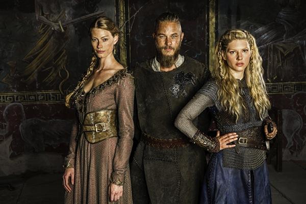 The cast of Vikings spills Season 2 spoilers