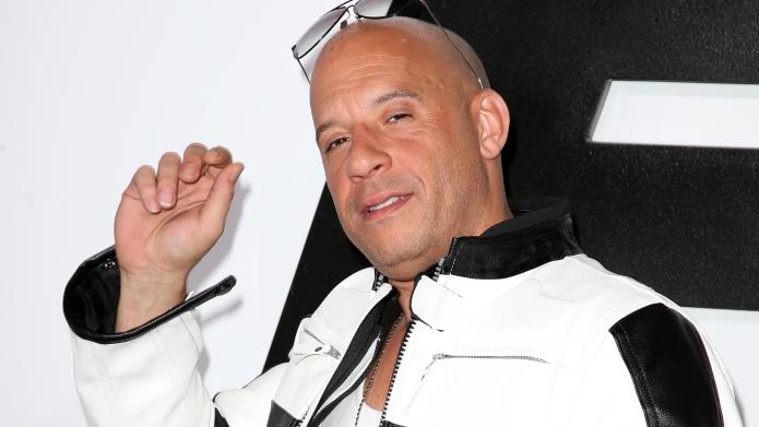 Vin Diesel is unrecognizable in this