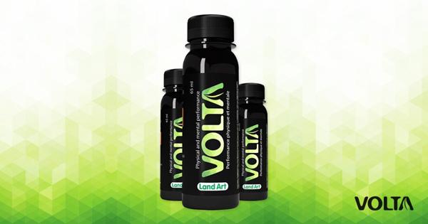 Volta Energy Drink