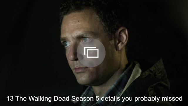Walking Dead details slideshow