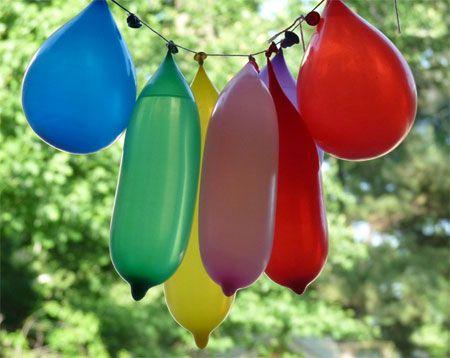 Water balloon piñata | Sheknows.com