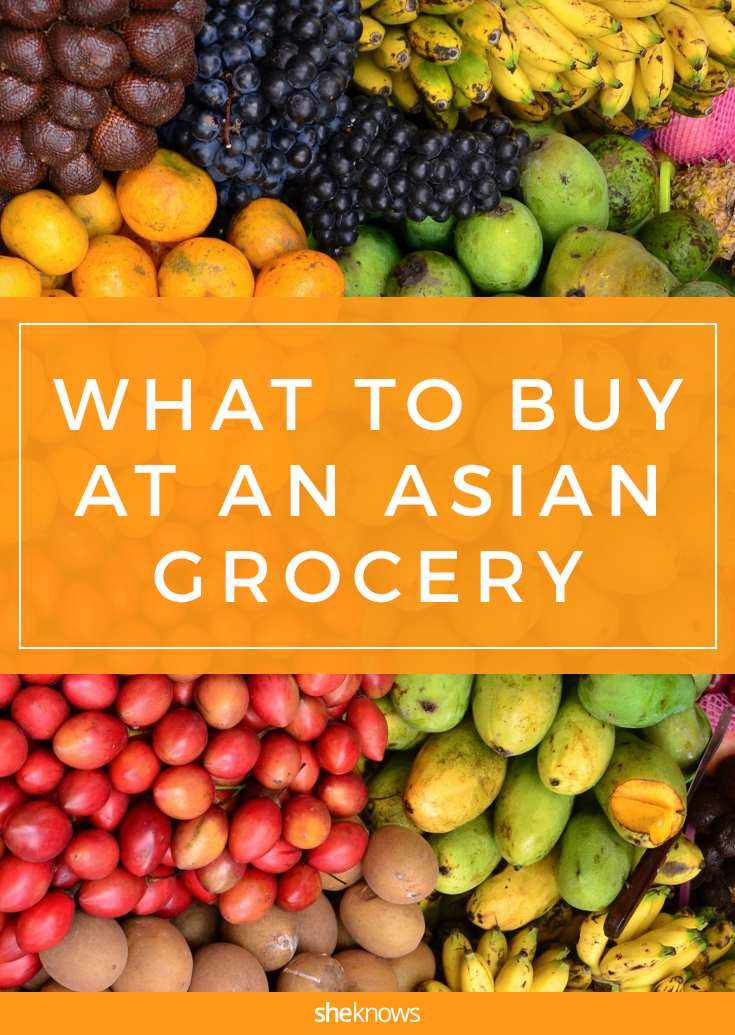 what to buy at an asian market