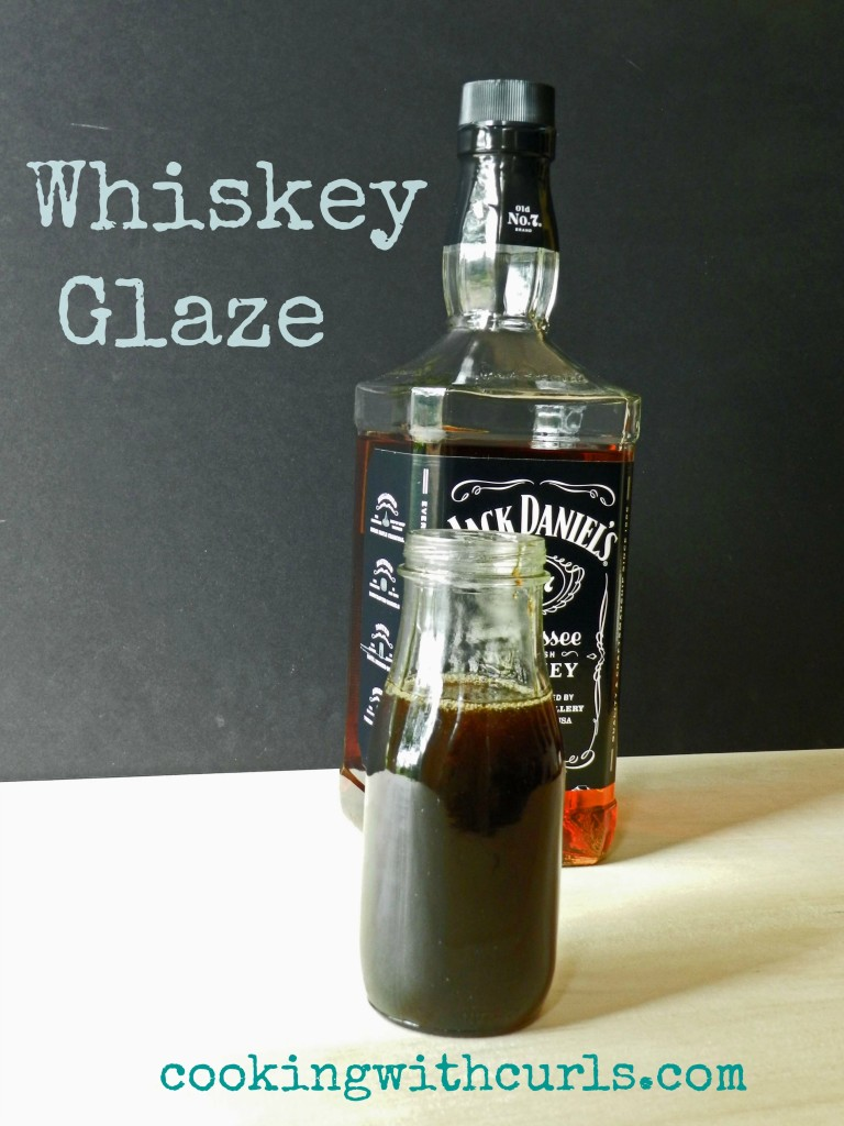 whiskey glaze