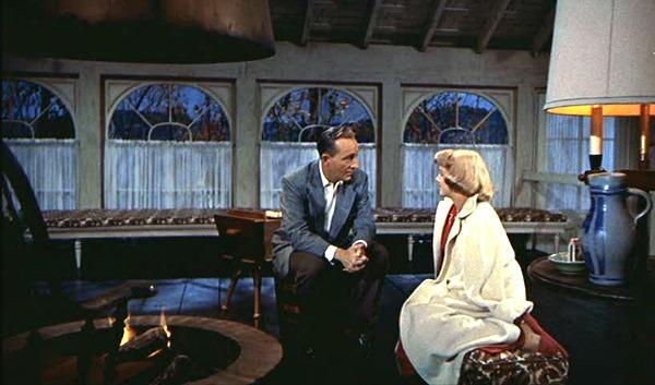 White Christmas, Bob and Betty