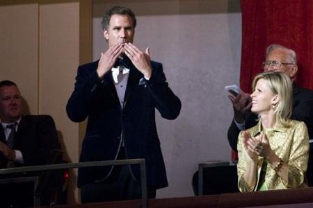 Will Ferrell at Mark Twain Ceremony