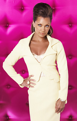 Vanessa Williams is devilshly good in Ugly Betty