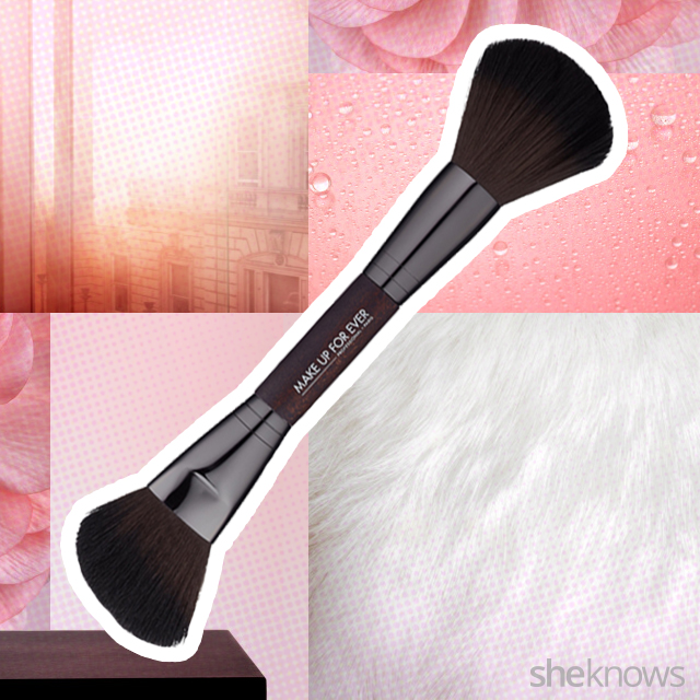 Makeup Forever Double Ended Sculpting Brush #158