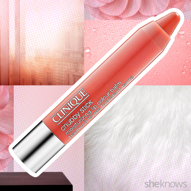 "Clinique Chubby Stick in ""Oversized Orange"""
