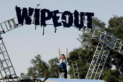 Get ready to Wipeout on ABC