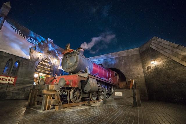 Wizarding World of Harry Potter California