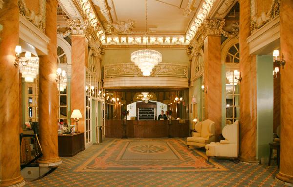 Wolcott Hotel, New York City