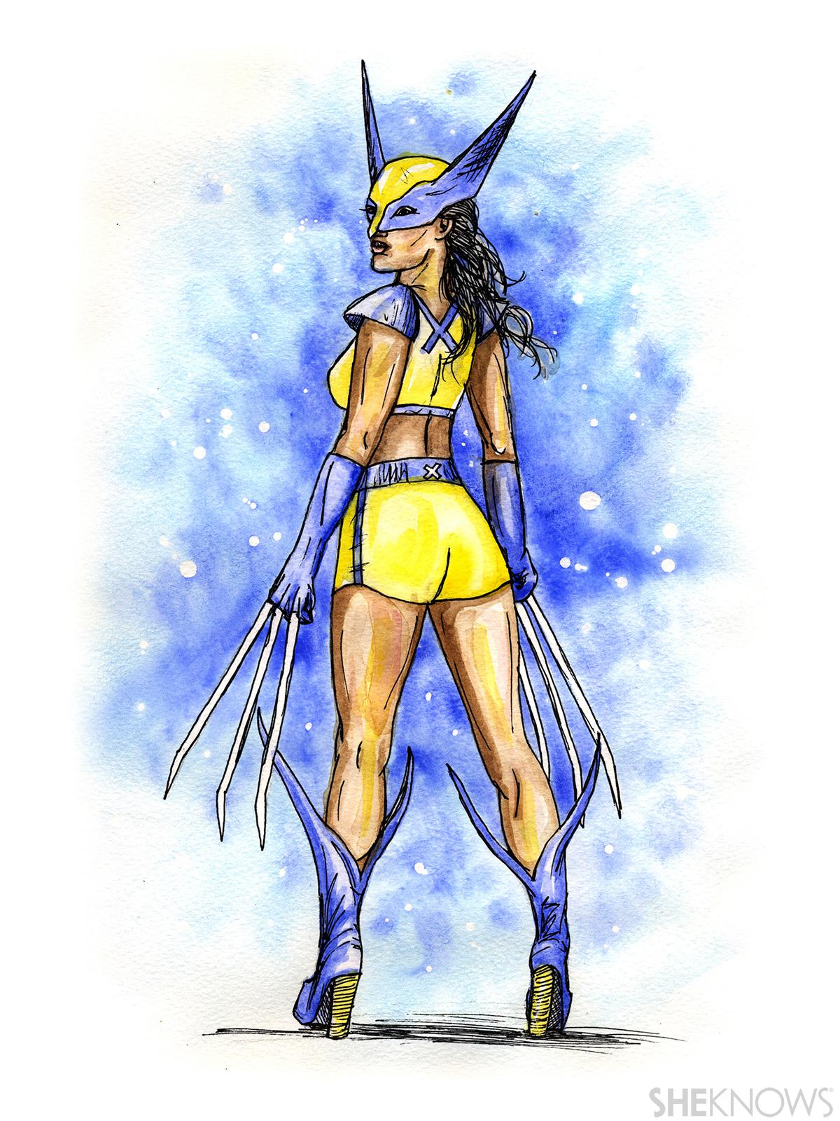 Wolverine Lady