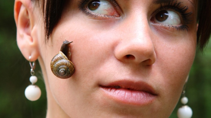 The skinny on snail facials