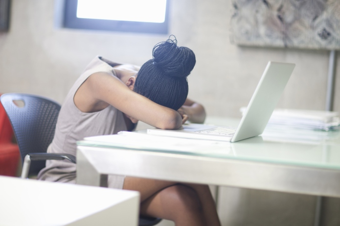 6 Signs you're working way too