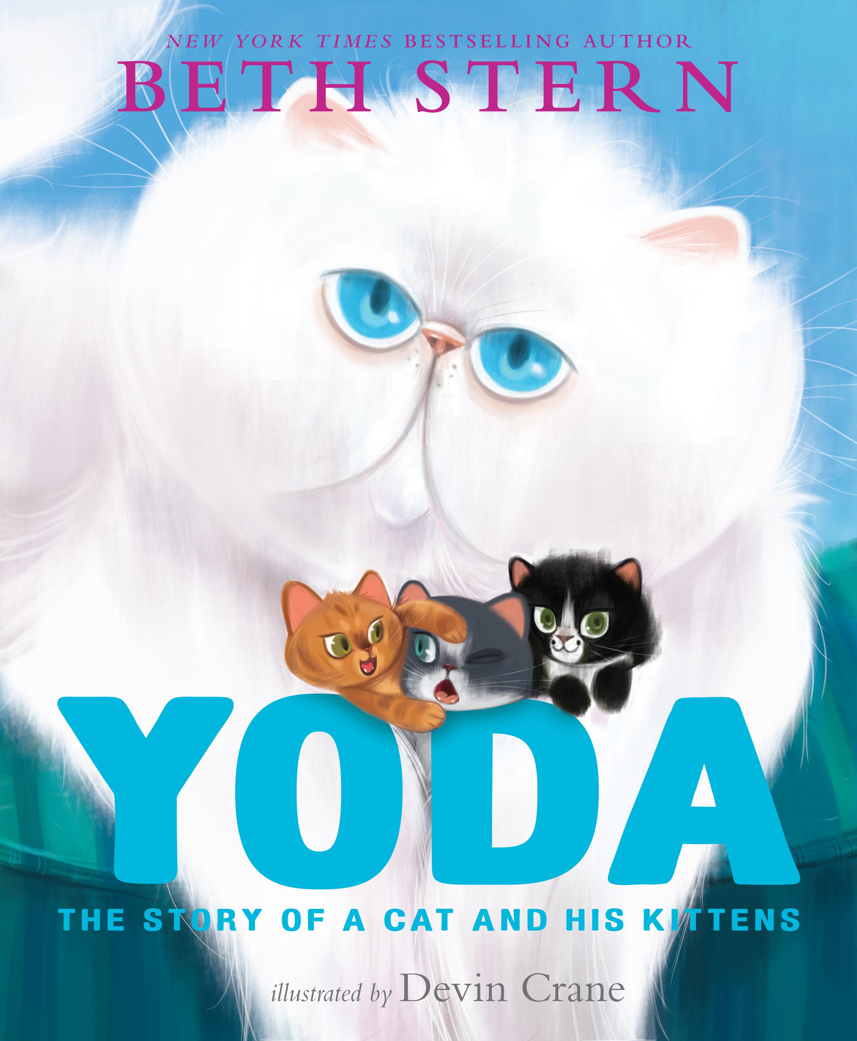 Yoda and Beth Stern