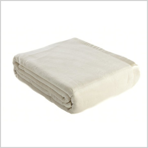 Yala Luxury Silk Fleece Blanket
