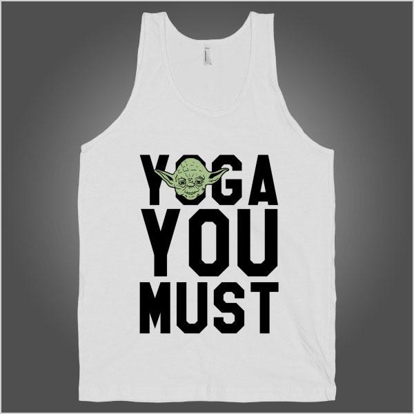 Yoga Yoda Tank