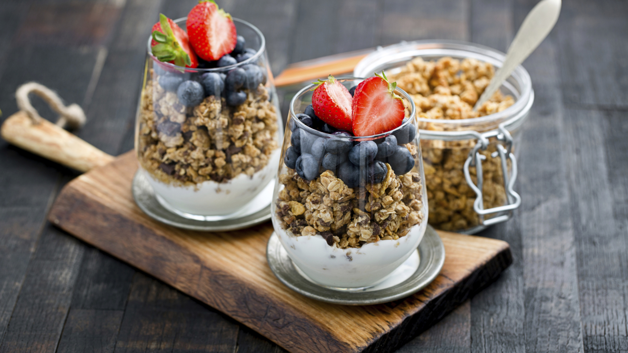 How to Build the Perfect Yogurt Bar: A Step-by-Step Guide ...