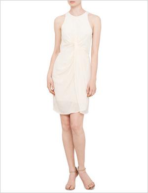 gorgeous beige gown