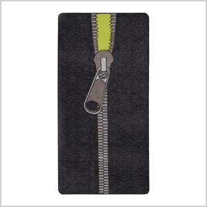 Zipper rug