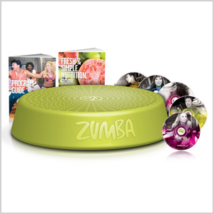 Zumba Incredible Results System
