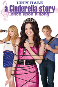 Lucy Hale comes home in A Cinderalla Story