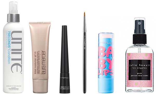 Torrey DeVitto's beauty product picks