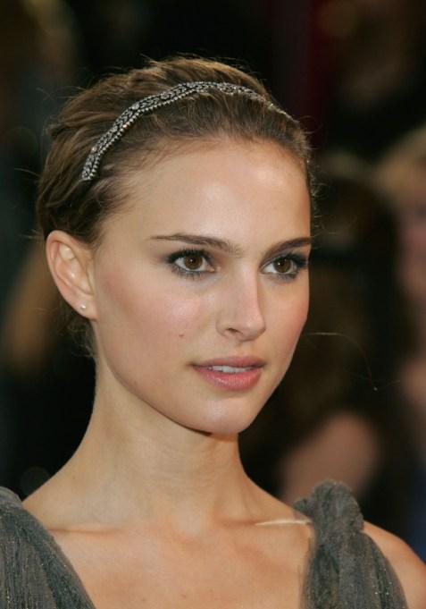 Celebrity Inspired Ways To Wear A Headband | Natalie Portman