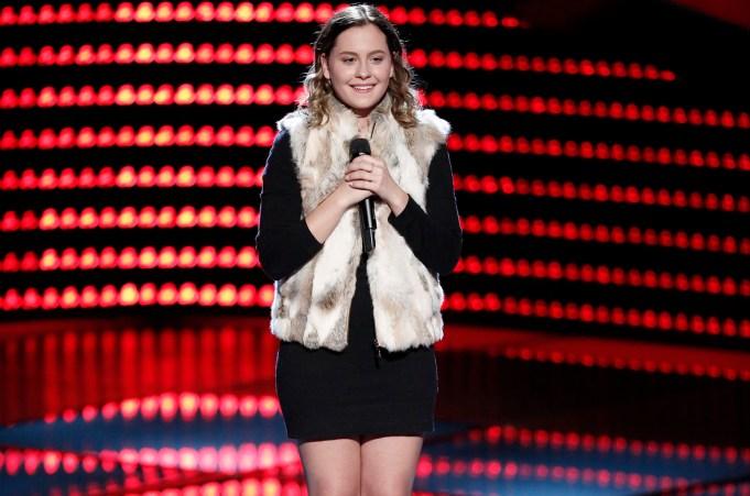Natasha Bure The Voice