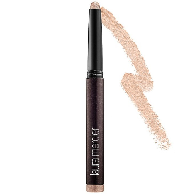 Fall Makeup Trends: Laura Mercier Caviar Stick Eye Colour in Rose Gold | Fall Makeup Trends 2017