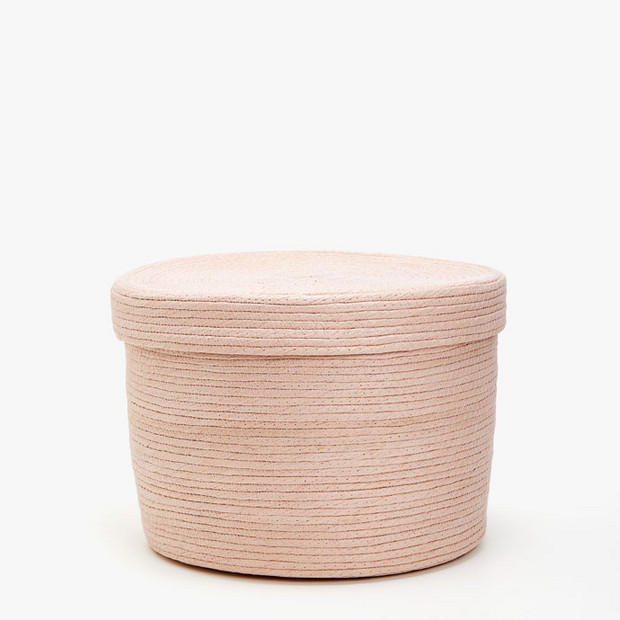 10 Zara Home Kids Pieces Adults Will Want, Too: Round Paper Basket
