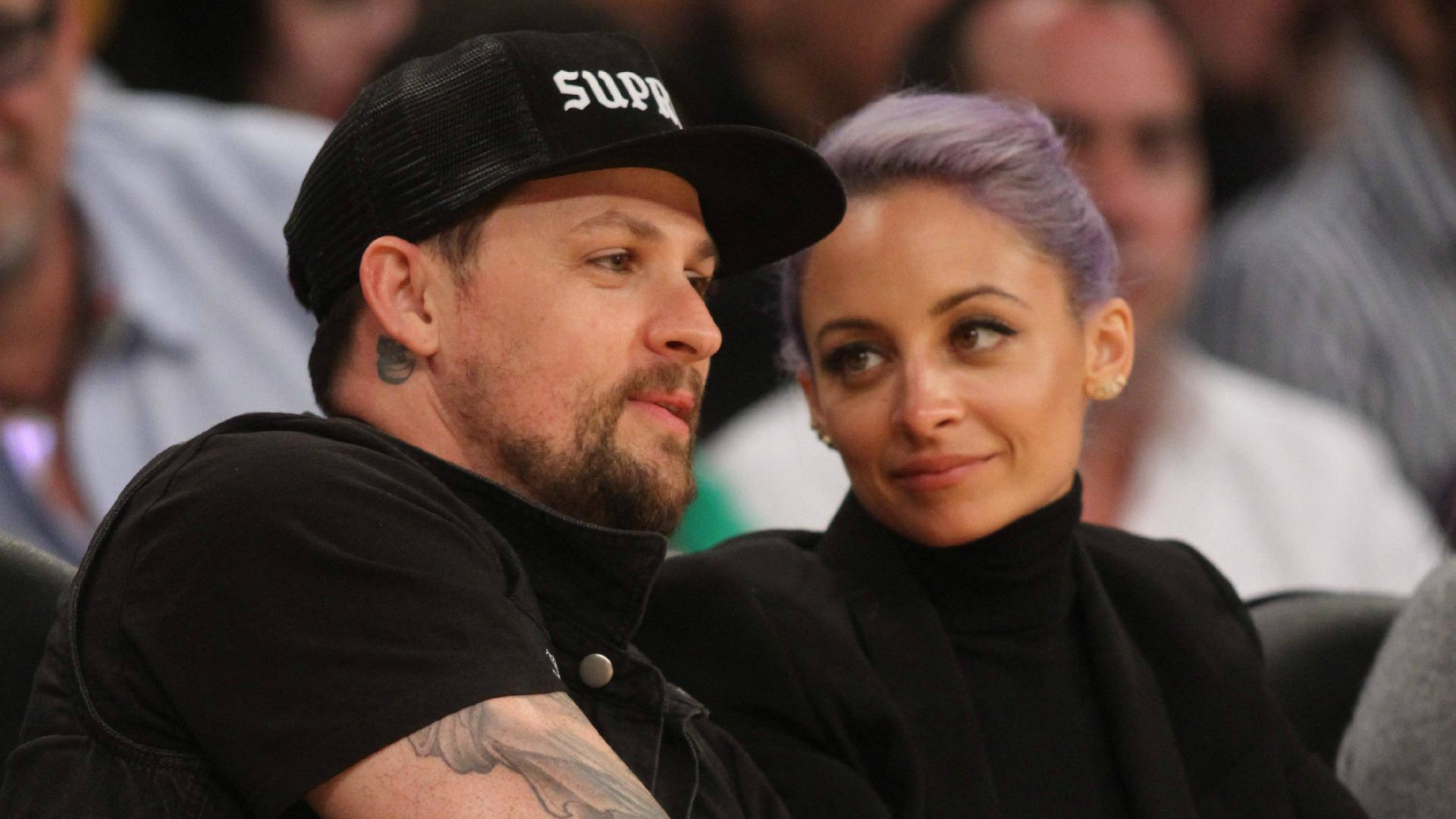 Joel Madden and Nicole Richie Cooked an Elephant for Their Wedding naked (66 photo), Ass Celebrity fotos