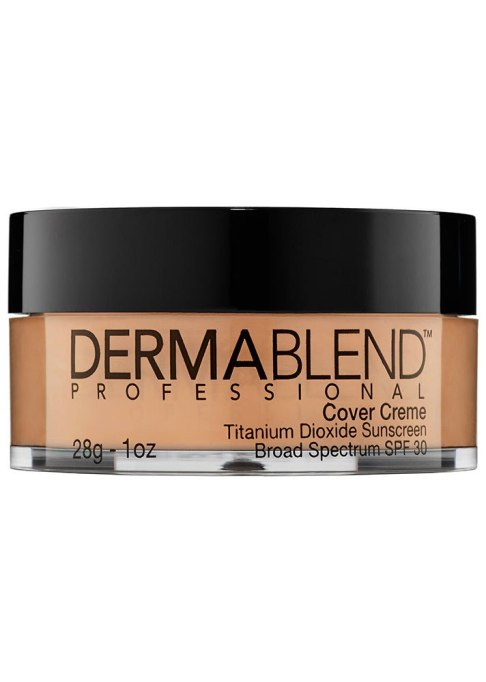 Best Full Coverage Foundations to Try | Dermablend Cover Creme Full Coverage Foundation