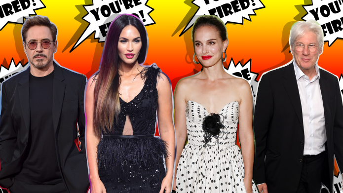 21 Times Celebrities Were Fired (but